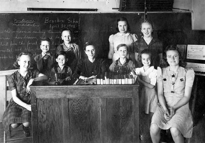 Bracken School